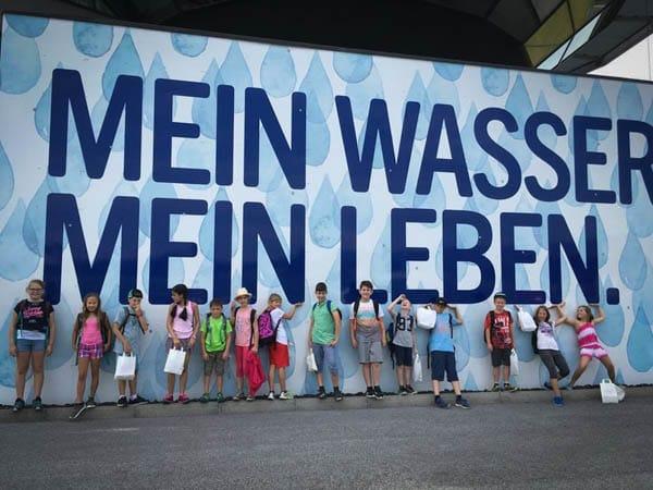 TRINK'WASSERTAG in Stainz, Fotorechte: ©Volksschule Stainz