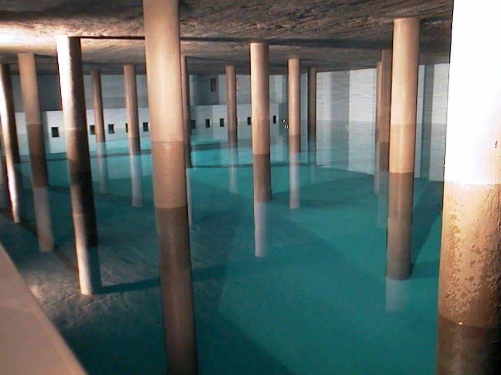 Trinkwasserversorgung Schwaz Hochbehaelter Kraken