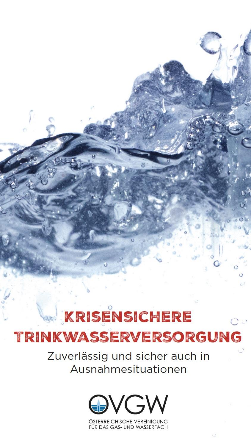 krisensichere trinkwasserversorgung
